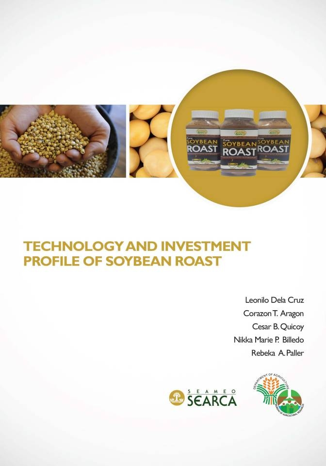 Technology and Investment Profile of Soybean Roast Products